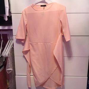 Peachier dress
